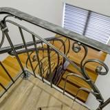 Zábradlí schody